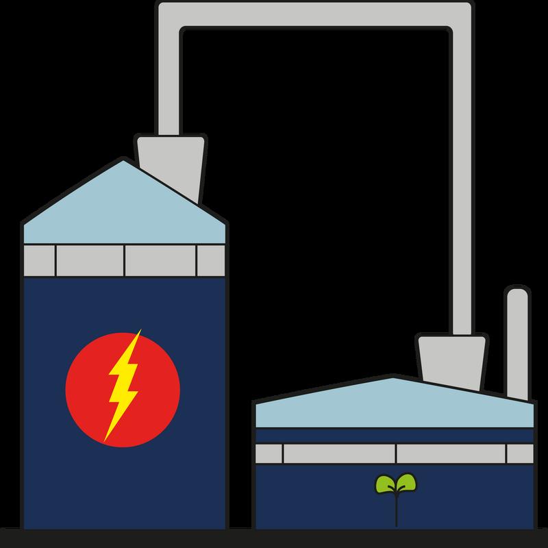 Biogasanlæg