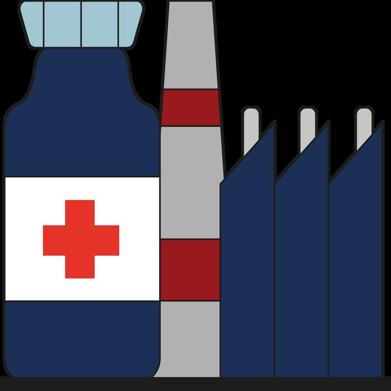 Medicinalindustri