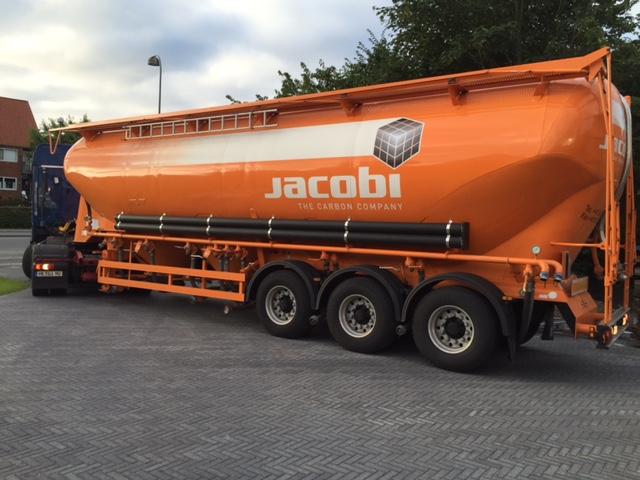 Aktivt kul - Jacobi Silolastbil