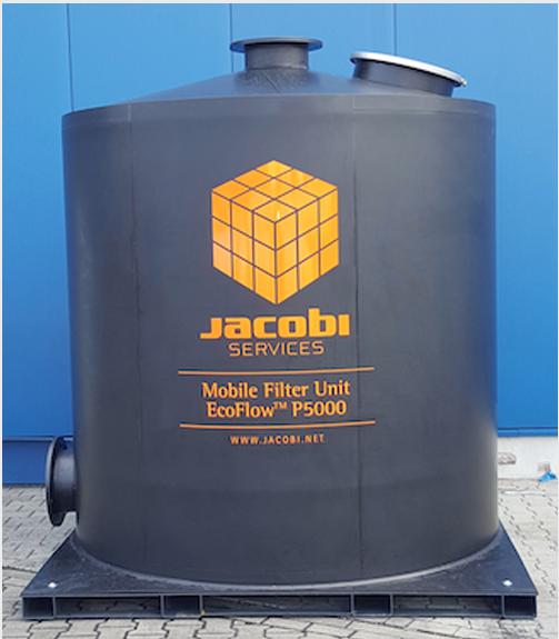 EcoFlow™ P5000 – P3000 – P2000 Fixed Filters